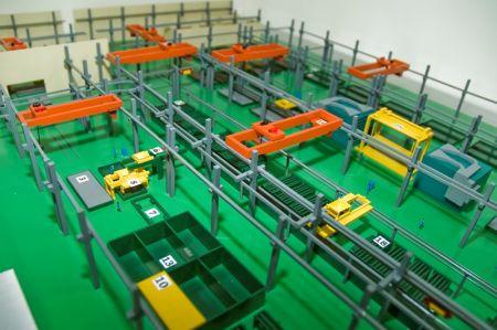 Изготовление макетов объектов стройиндустрии и строительства